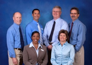 Physical Therapy Staff at OSC