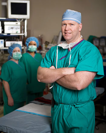Chief of Surgery at Bon Secours Dr Jeffrey Carlson MD