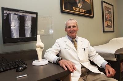 Orthopaedic surgeon Dr Robert J Snyder MD