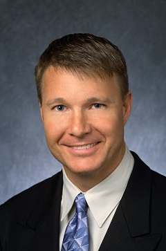 Orthopedic surgeon Dr Mark McFarland