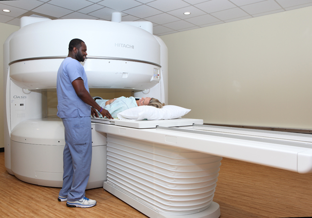 Open MRI at OSC