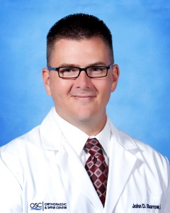 Dr. John Burrow