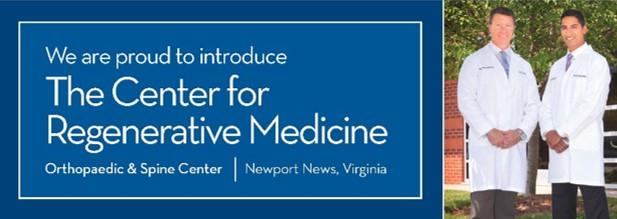 Center for Regenerative Medicine