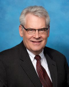 Image of Dr. Cal Robinson