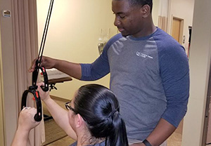 Meet the OSC Physical Therapists