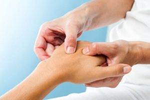 Hand pain and care at OSC