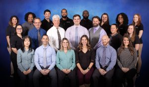 Image of the OSC Physical Therapy Team