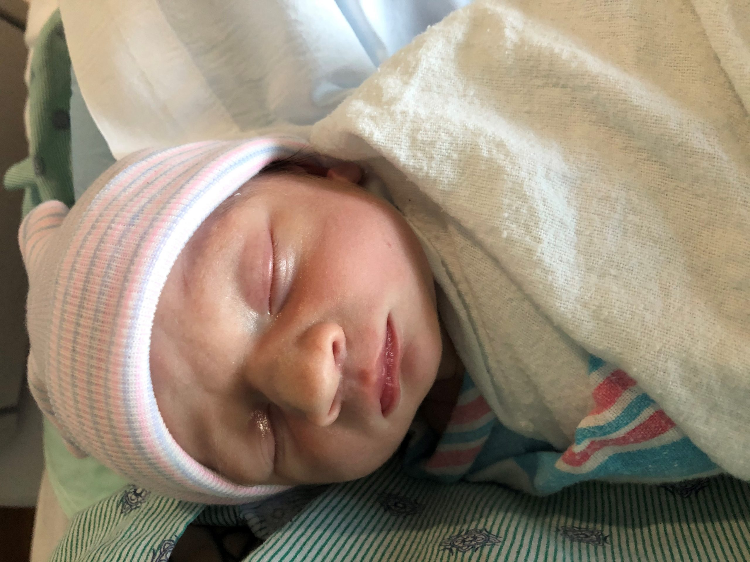 Baby Finnley Ludwig