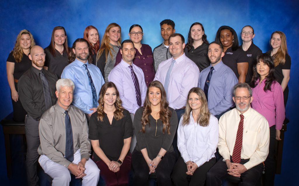 OSC Physical Therapy Team